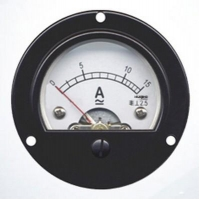 China 65 Moving Iron Instruments AC Voltmeter on sale