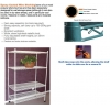 China Coolroom shelving for sale