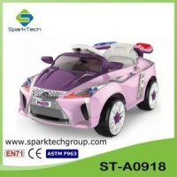 China Remote Control Car 12V Kids Playing Battery Kids Cars on sale