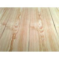 China Crown cut Chinese Pine wood veneer on sale
