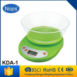 China Digital Food Scale KDA-1 on sale