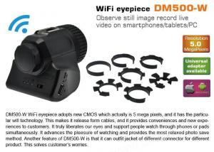China WiFi Camera eyepiece DM500-W (For Spotting Scopes) on sale