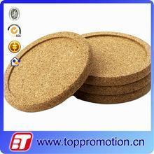 China cheap blank cork coaster custom cup coaster wholesale on sale