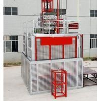 China SC200/200GZ VF Frequency convertible Rack and Pinion Construction hoist on sale