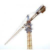 China 10t topkit tower crane QTZ160 10t Fixed Hydraulic Lifting Hammerhead Tower Crane on sale