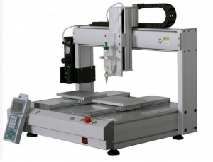 China 4 Axis Dispensing Robot on sale