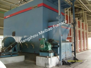 China Direct Coal Fired Hot Air Furnace on sale