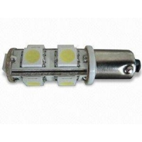 China HID xenon light BA9S 9SMD 5050 3 chips on sale