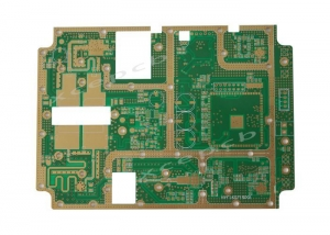 China Multilayer Rogers 6010/6006 PCB Circuit Boards on sale