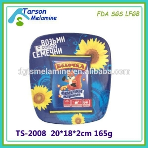 China 100% Melamine Coin Tray on sale
