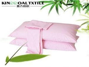 China 300TC 100% Bamboo pillow cover on sale