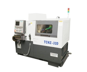 China CNC Swiss Type Automatic Lathe, 32mm, Multi Swiss on sale