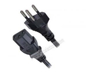 China Italian socket cord on sale