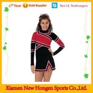 China Top quliaty full sublimation cheerleading uniforms,cheerleading dress on sale