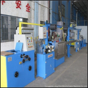 China Building wire /sheath wire extruder line on sale