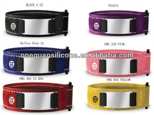 China Sport ID Bracelet on sale