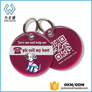 China Good Quality Best Price Pet Epoxy With Qr Code on sale