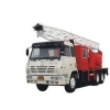 China Oil extraction truck for sale