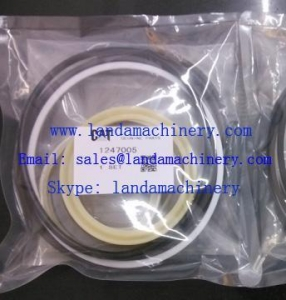 China Caterpillar CAT 124-7005 1247005 Excavator Hydraulic Cylinder Oil Seal Kit on sale