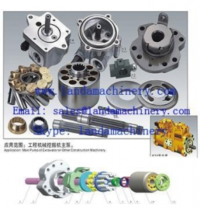 China K3V63DT K3V112DT K3V140DT K3V180DT Hydraulic pump replacement parts hydro component on sale