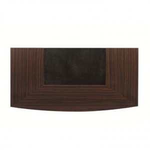 China N3E-701-1 - Seven Drawer Desk With Black Leather Top on sale