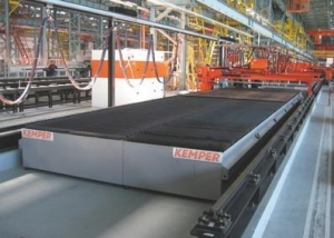 China Welding Exhaust Tables Welding Fume Extraction & Filtration System on sale