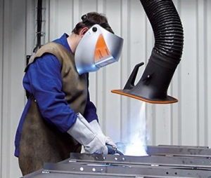 China Welding Exhaust Hoods Welding Fume Extraction & Filtration System on sale