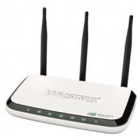 750Mbps Concurrent Dual Band Gigabit Wireless-N Router