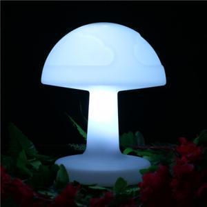 China LED Mushroom Bedside Table Reading Lamp on sale