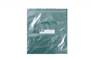 China Medical Bag Clear Reclosable Zip-lock Bag With White Block For Writing on sale