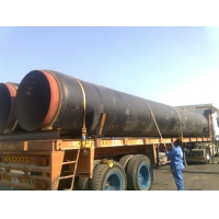China Durable Pre-Insulated Steel Pipes Insulated Pipelines Pre-insulated Piping on sale