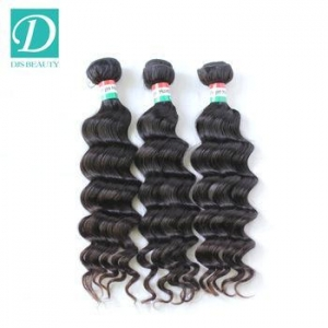 China 100% natural indian human hair price list Grade 7A Virgin Indian hair on sale