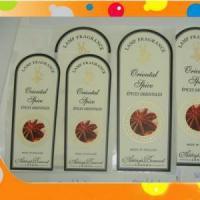 China Custom Bottle Stickers on sale