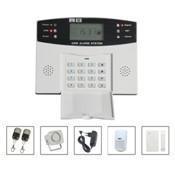 China NE-500 LCD Intelligent GSM alarm system on sale