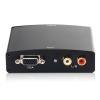 China VGA+R/L to HDMI Converter for sale
