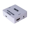 China HDMI to HDMI + 3.5mm AUDIO Converter for sale