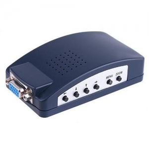 China VGA to AV Converter on sale