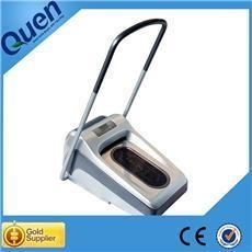China New technology automatic shoe cover dispenser for clean room on sale