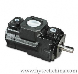 China Parker Denison Hydraulic T6CC T6DC T6EC T6ED Double Vane Pump on sale