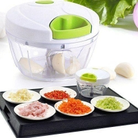 China Vegetable Chopper Veggie Slicer Dicer Cut on sale