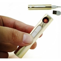 China usb recharge electronic lighter (UL-4) on sale