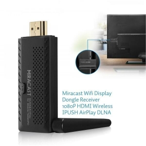 China Miracast Wifi Display Dongle Receiver 1080P HDMI Wireless IPUSH AirPlay DLNA on sale