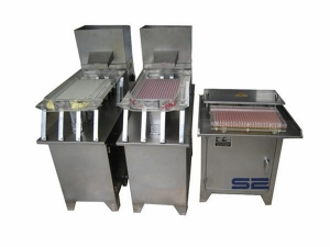China JNG Manual Capsule Filling Machine on sale