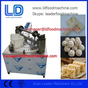 China Double-screw Extruder Nutrition Bar Machinery Processing Line on sale
