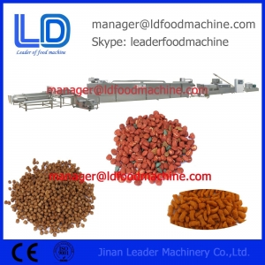 China LG, FUJI Electric Parts Made Fish Feed Processing Line on sale