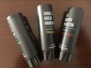 China GMPC, ISO Certified Hotel Amenities Shampoo, Bath Gel, Conditioner, Lotion Tubes on sale
