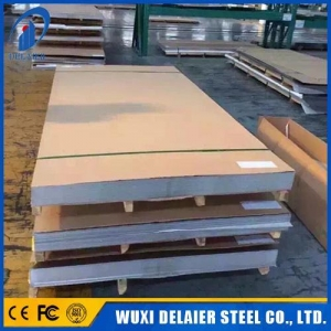China AISI 304 Grade 2B Stainless Steel Metal Plate on sale