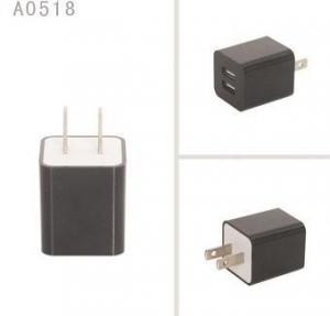 China Dual USB AC Charge for EU on sale
