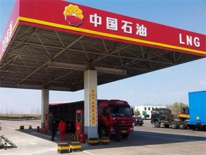 China LNG refueling station on sale
