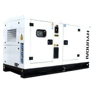 China Hyundai DHY11KSEm Silent Single Phase Diesel Generator 1500rpm 11,000 Watts on sale